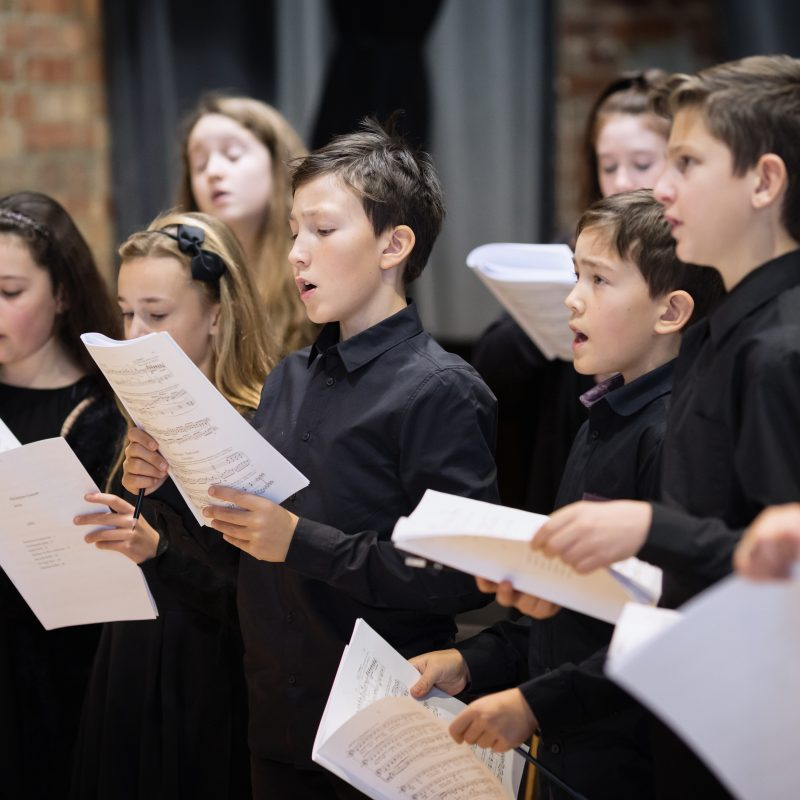 Glyndebourne Youth Opera Performance Projects: Pay the Piper