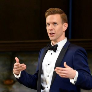 Edward Nelson wins the Glyndebourne Opera Cup 2020