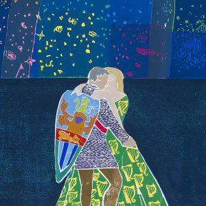 Tristan und Isolde: a semi-staged performance