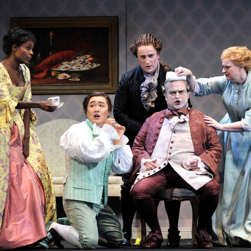 Don Pasquale – Tour 2021 photo gallery